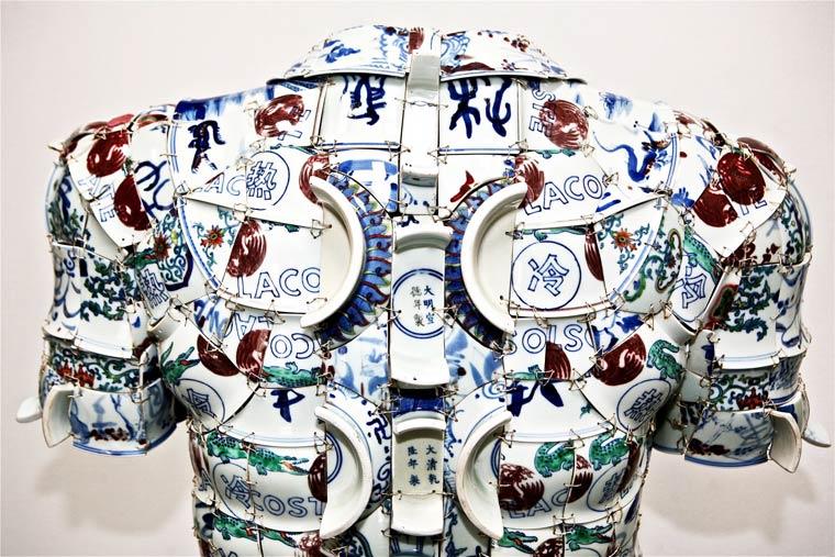 Good China, Dresses by artist Li Xiaofeng (2)