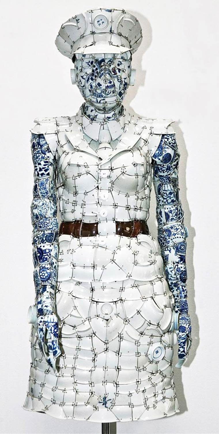 Good China, Dresses by artist Li Xiaofeng (6)