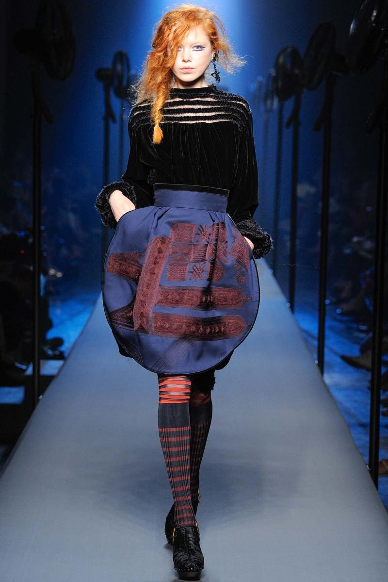 Jean Paul Gaultier Haute Couture FW 2015 Paris (10)