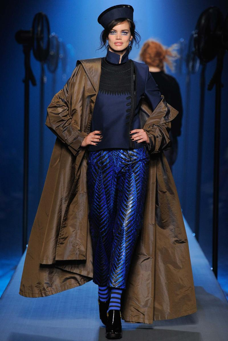 Jean Paul Gaultier Haute Couture FW 2015 Paris (11)