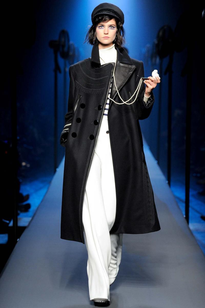 Jean Paul Gaultier Haute Couture FW 2015 Paris (15)