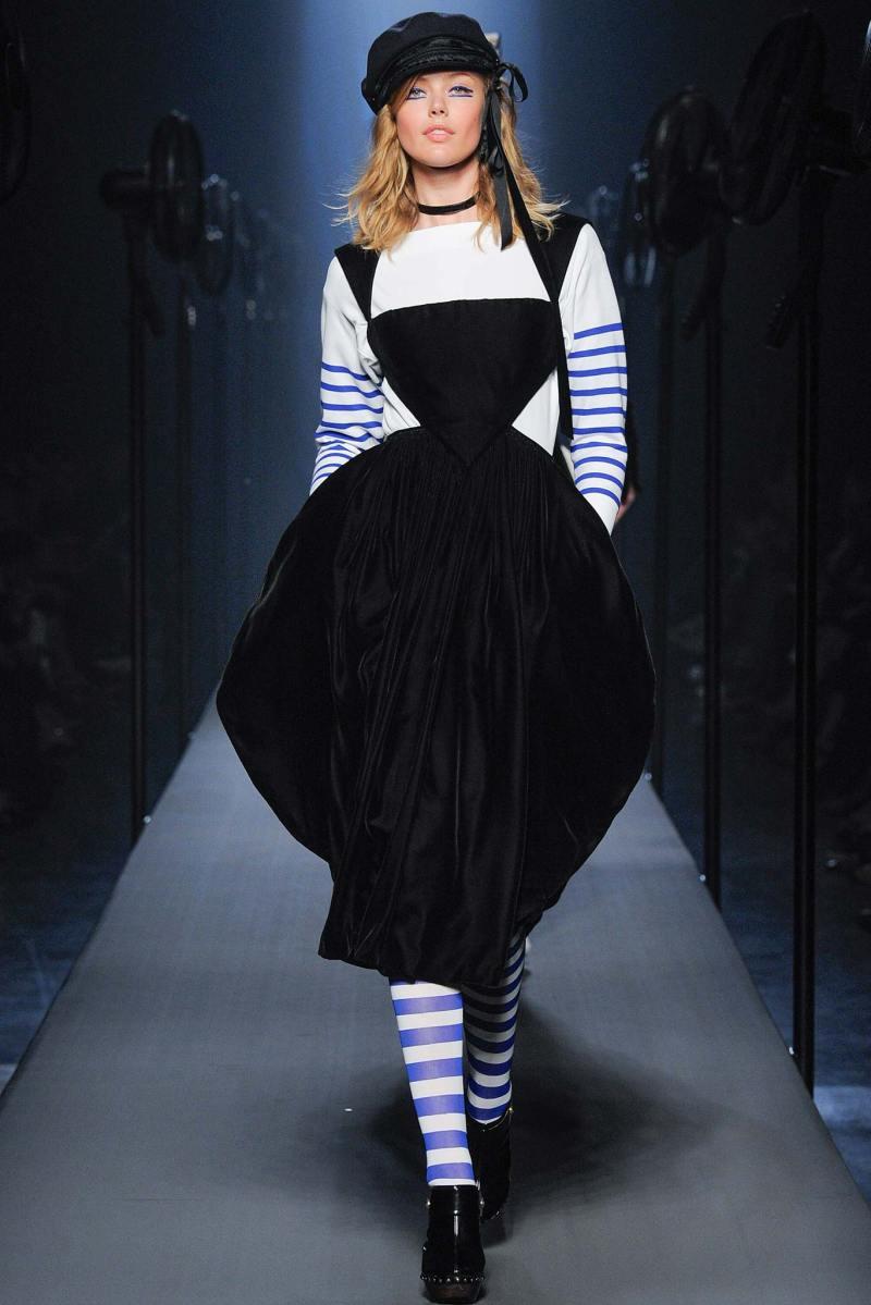 Jean Paul Gaultier Haute Couture FW 2015 Paris (2)