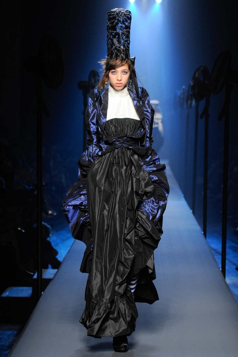 Jean Paul Gaultier Haute Couture FW 2015 Paris (22)