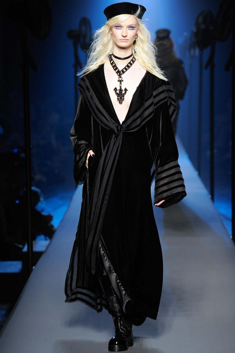 Jean Paul Gaultier Haute Couture FW 2015 Paris (26)