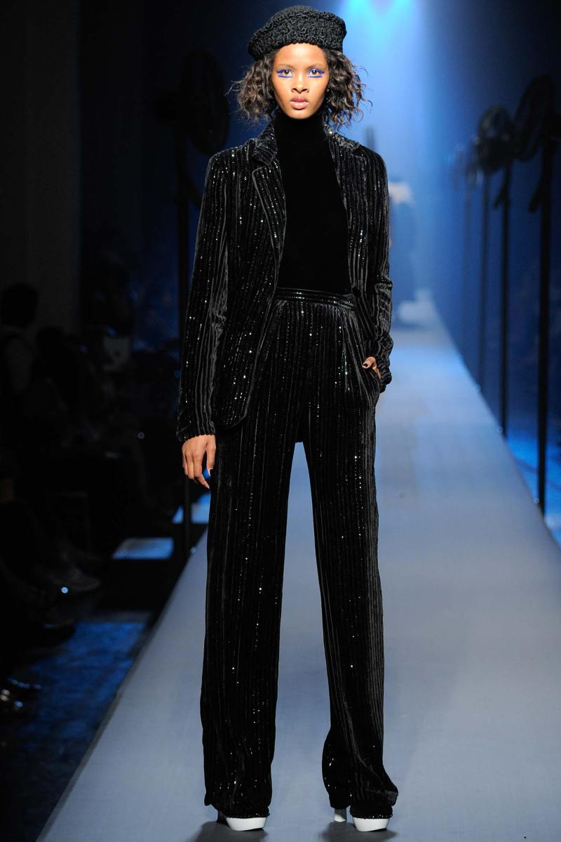 Jean Paul Gaultier Haute Couture FW 2015 Paris (27)
