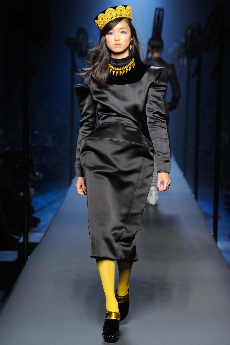 Jean Paul Gaultier Haute Couture FW 2015 Paris (29)