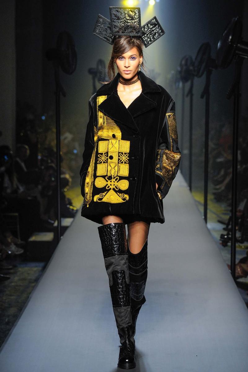 Jean Paul Gaultier Haute Couture FW 2015 Paris (33)