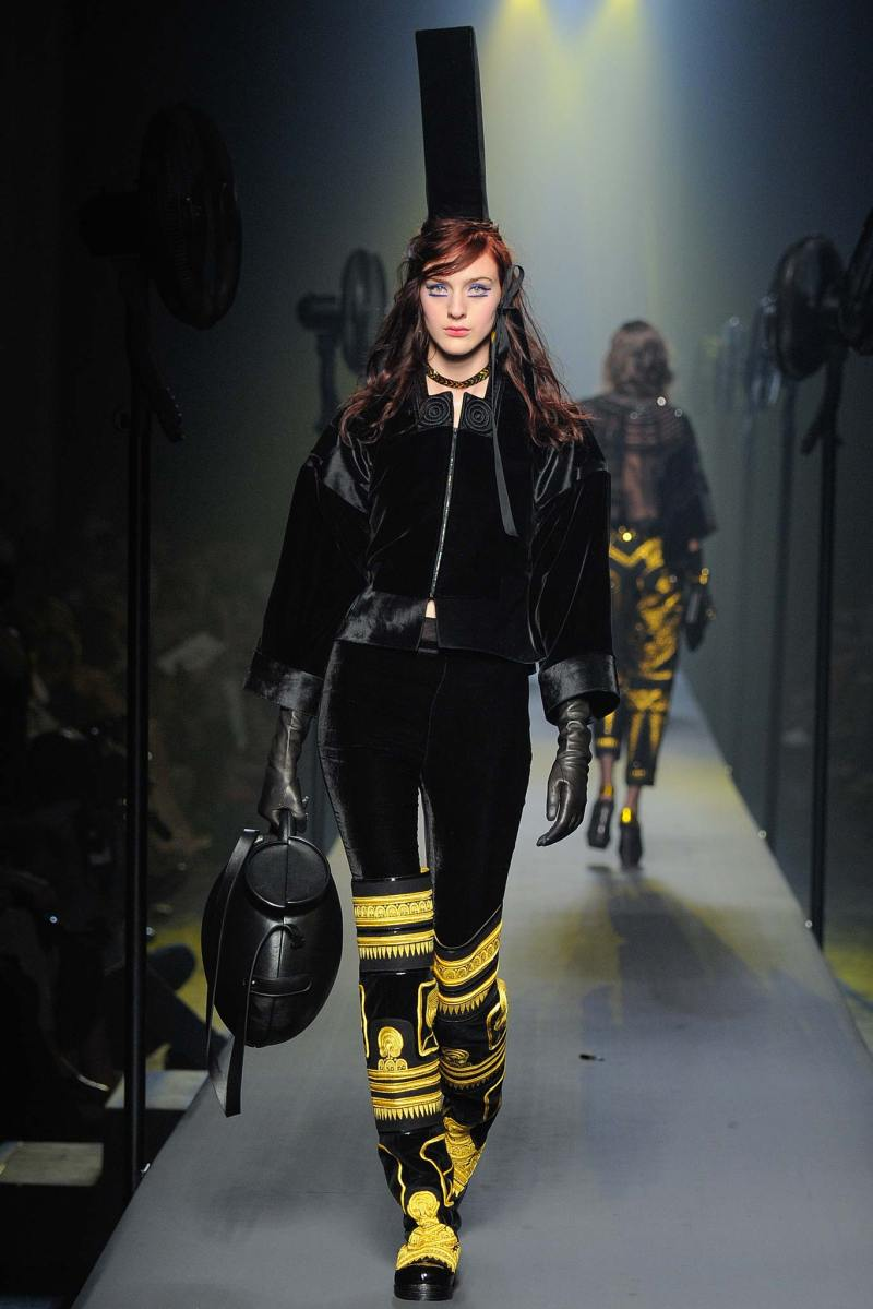 Jean Paul Gaultier Haute Couture FW 2015 Paris (37)