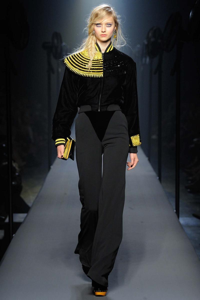 Jean Paul Gaultier Haute Couture FW 2015 Paris (38)