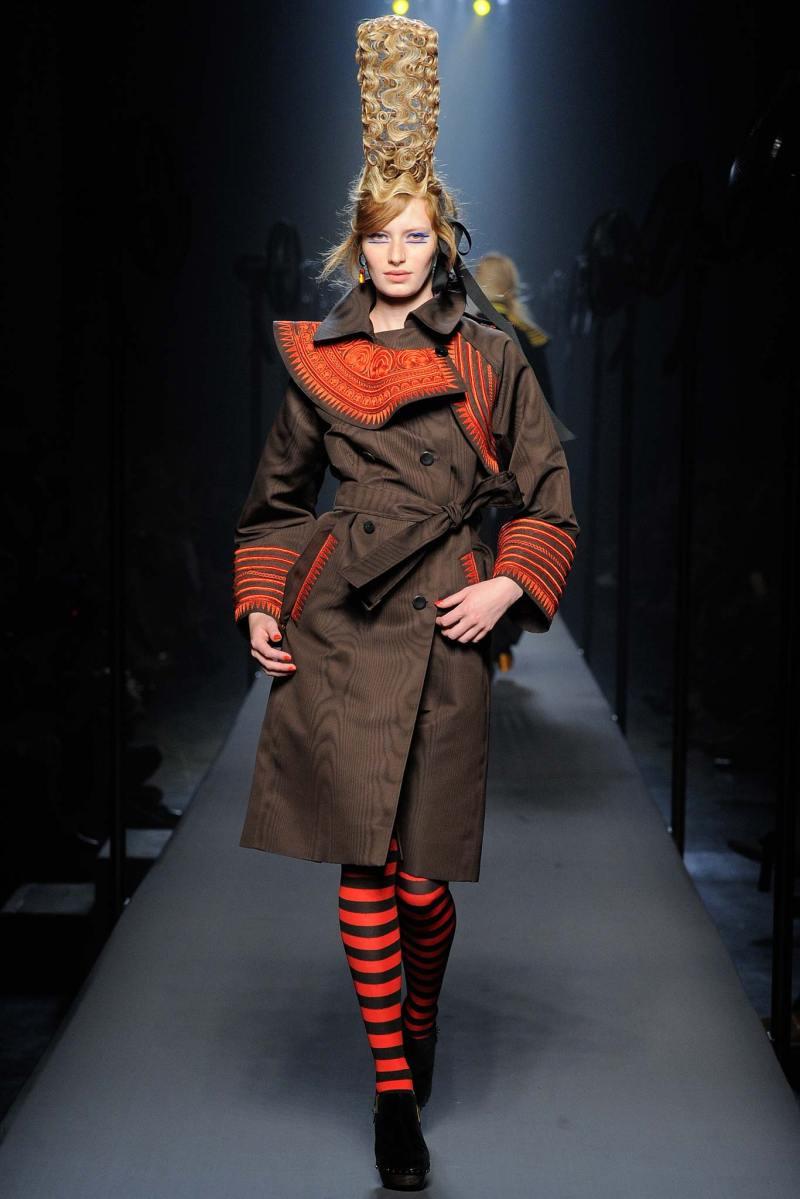 Jean Paul Gaultier Haute Couture FW 2015 Paris (39)