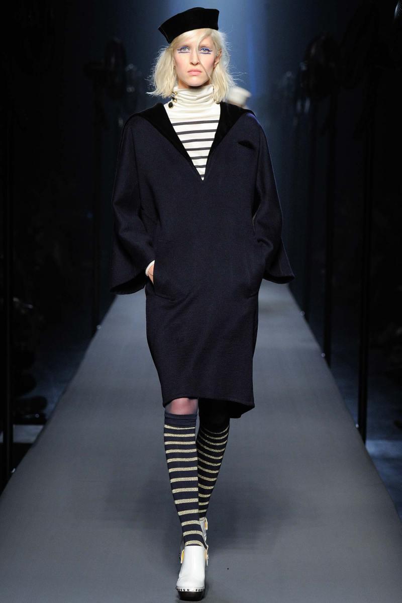 Jean Paul Gaultier Haute Couture FW 2015 Paris (5)