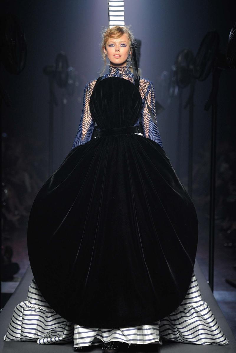 Jean Paul Gaultier Haute Couture FW 2015 Paris (56)