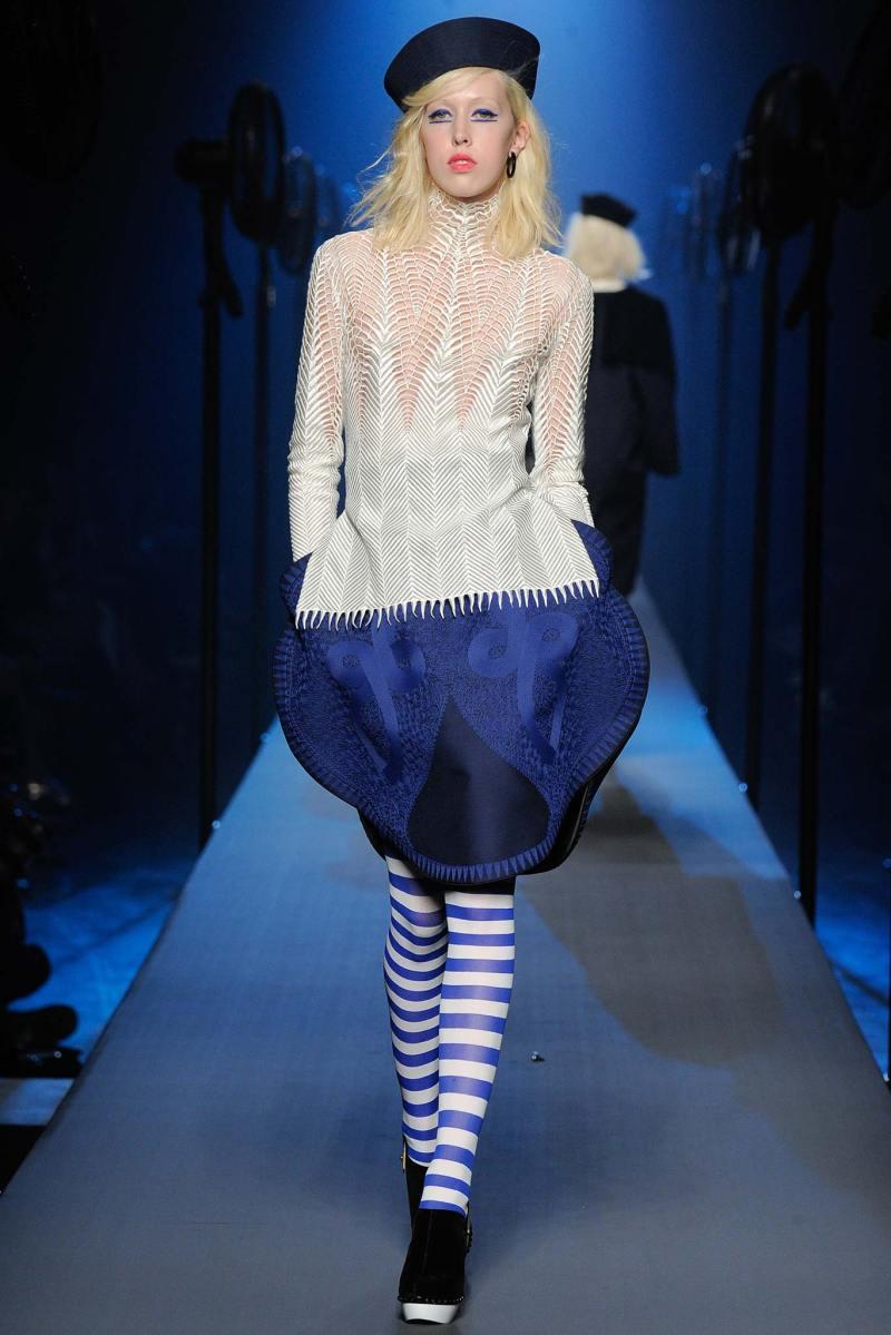 Jean Paul Gaultier Haute Couture FW 2015 Paris (6)