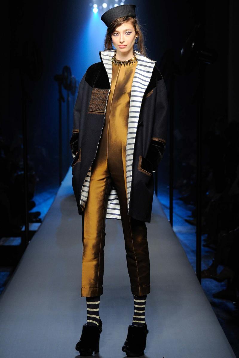 Jean Paul Gaultier Haute Couture FW 2015 Paris (7)