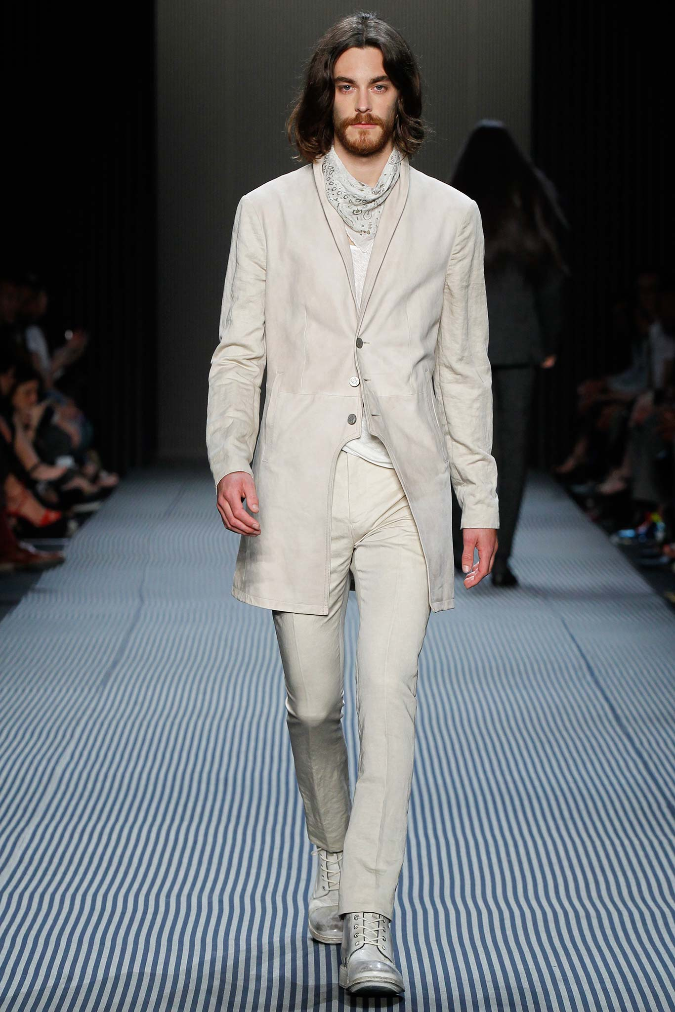 John Varvatos SS 2016 NYFW Menswear