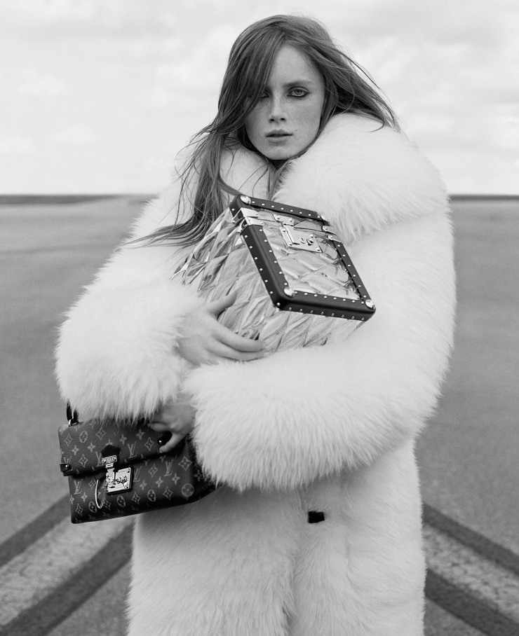 Louis Vuitton Bags FW 2015-2016 Ad Campaign