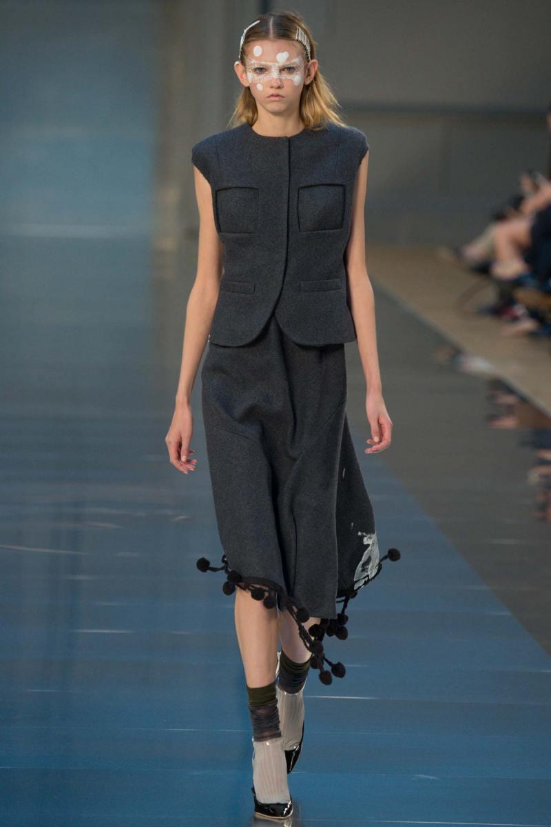 Maison Margiela Haute Couture FW 2015 Paris (1)