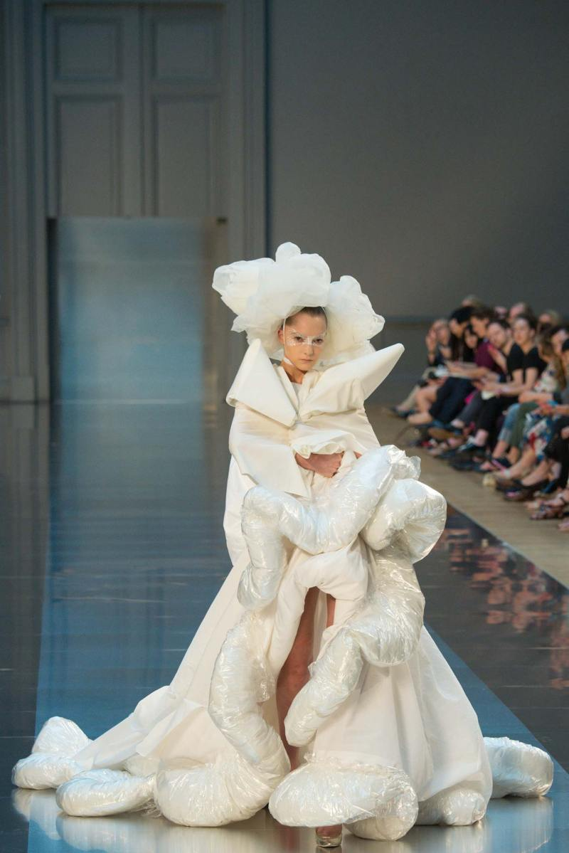Maison Margiela Haute Couture FW 2015 Paris (26)