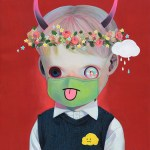 Paintings by Hikari Shimoda