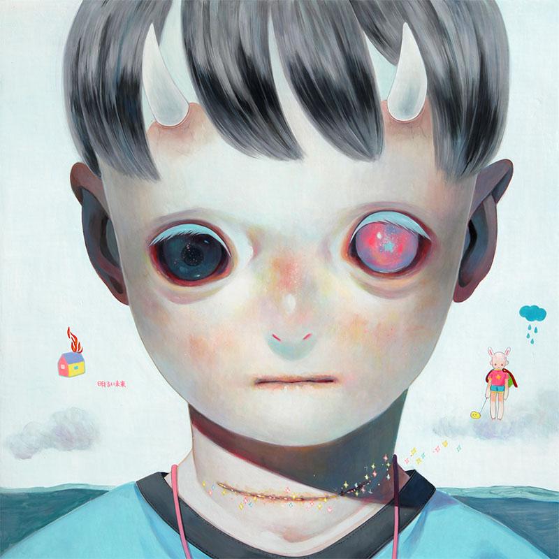 Paintings by Hikari Shimoda (6)