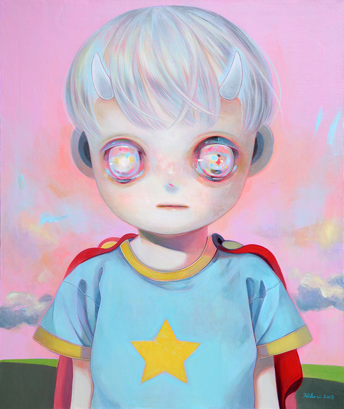 Paintings by Hikari Shimoda (7)