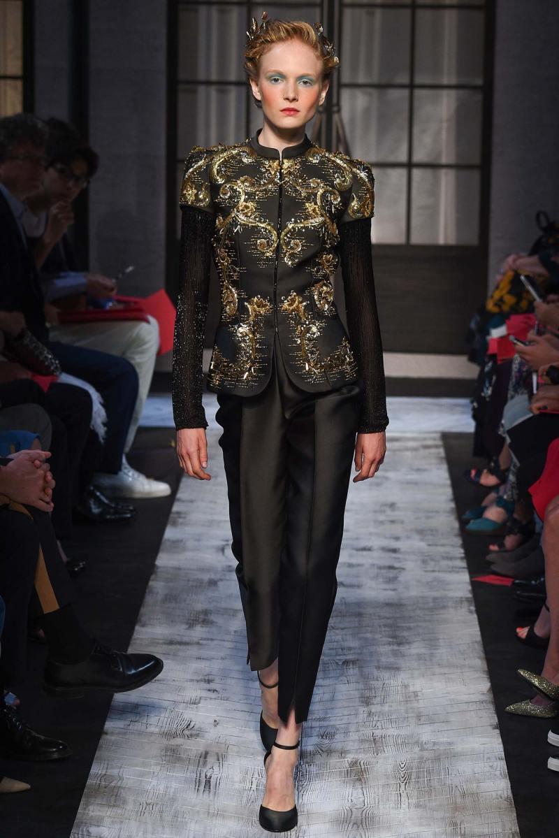 Schiaparelli Haute Couture FW 2015 Paris (1)