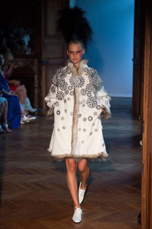 Serkan Cura Haute Couture FW 2015 Paris (15)
