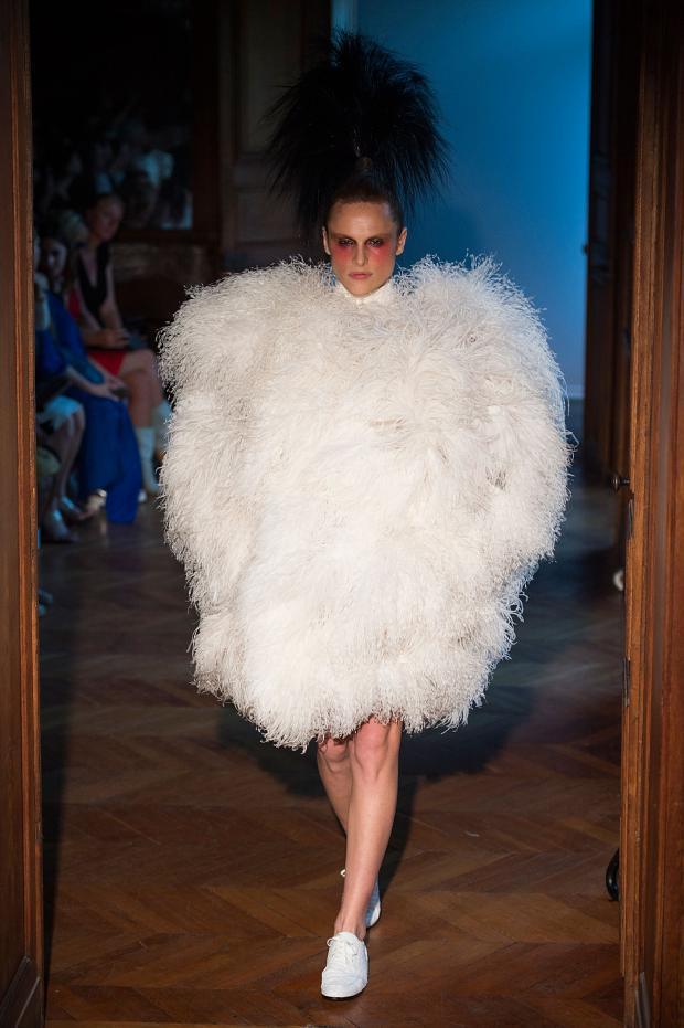 Serkan Cura Haute Couture FW 2015 Paris (19)