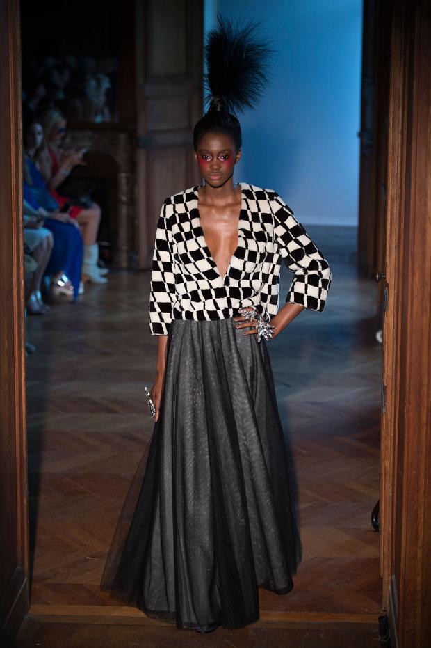 Serkan Cura Haute Couture FW 2015 Paris (6)