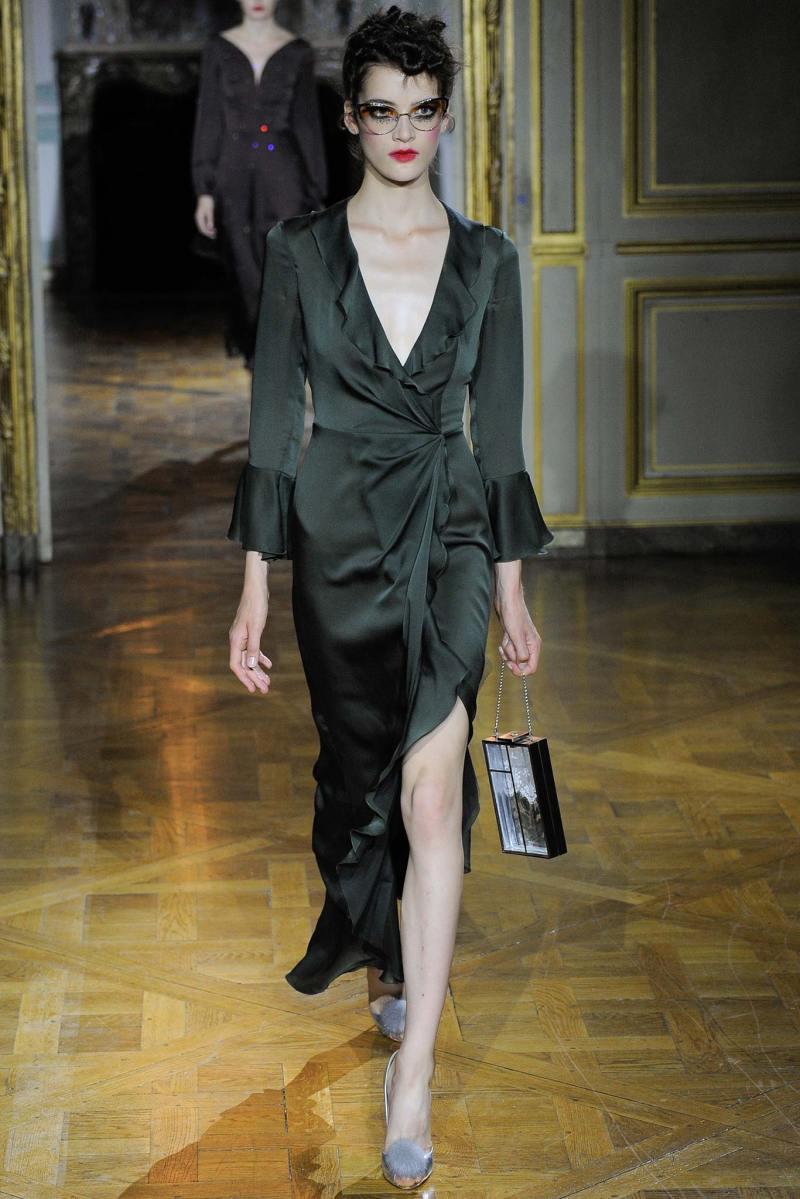 Ulyana Sergeenko Haute Couture FW 2015 Paris (21)