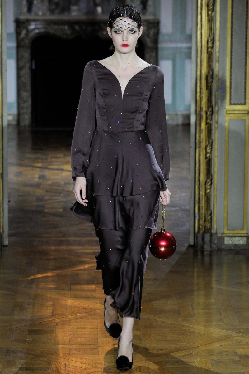 Ulyana Sergeenko Haute Couture FW 2015 Paris (22)