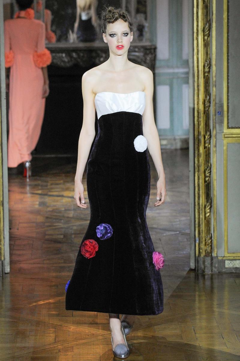 Ulyana Sergeenko Haute Couture FW 2015 Paris (34)
