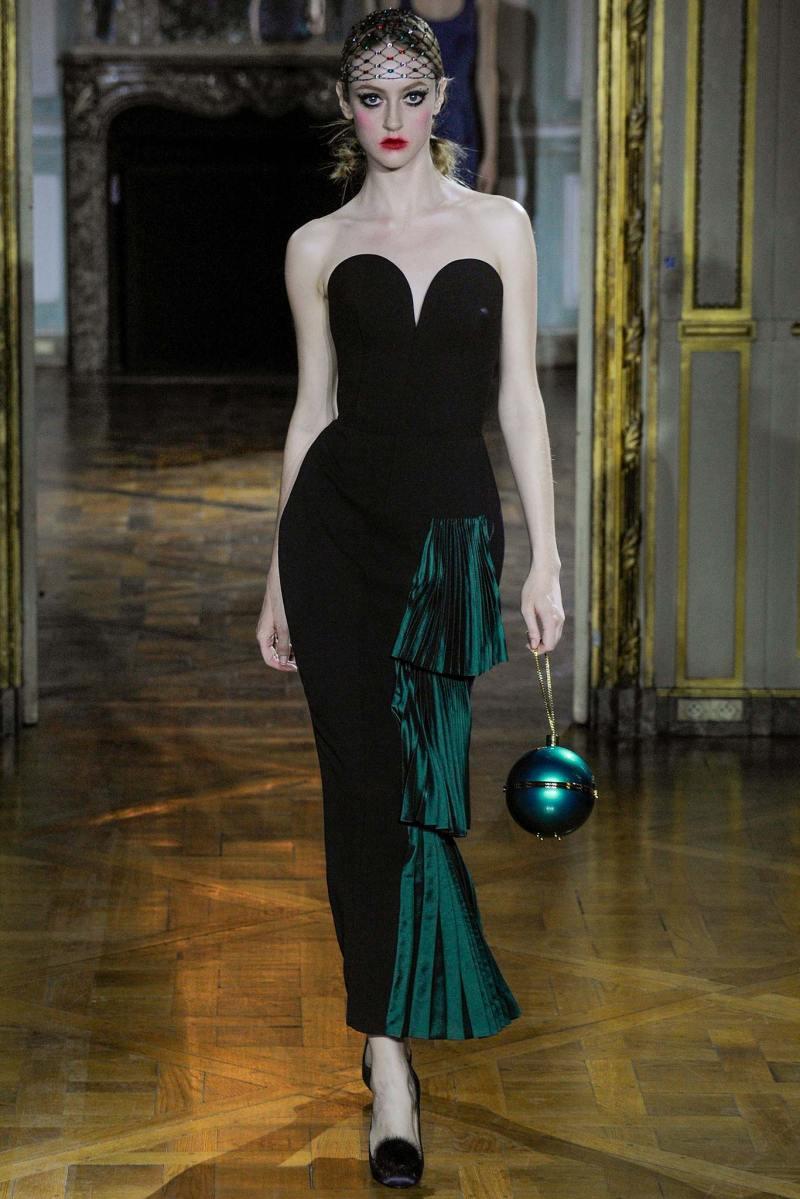 Ulyana Sergeenko Haute Couture FW 2015 Paris (6)