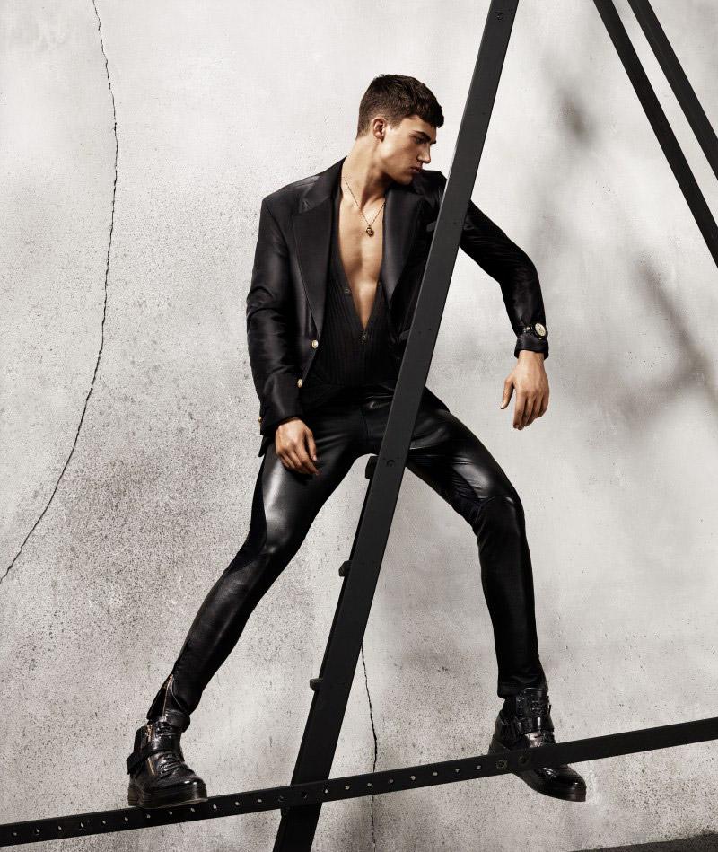 Versace Menswear FW 2015 Ad Campaign (5)