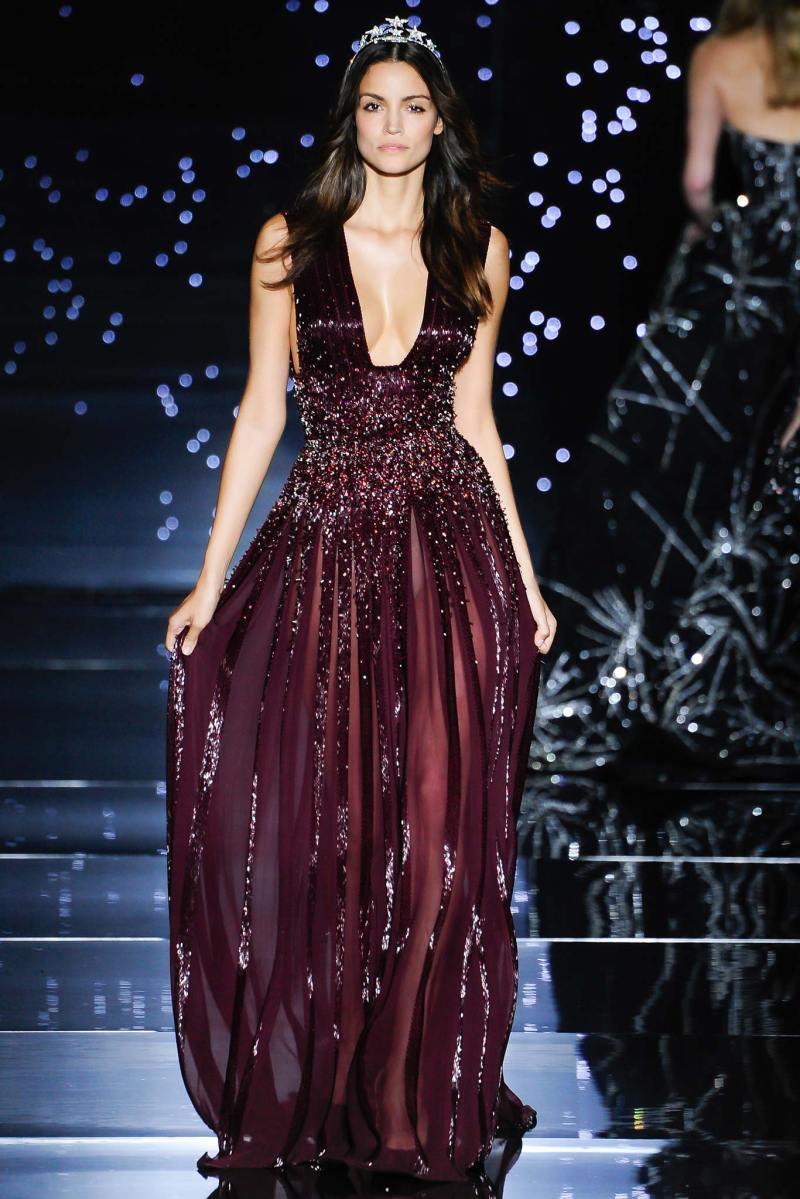 Zuhair Murad Haute Couture FW 2015 Paris (1)
