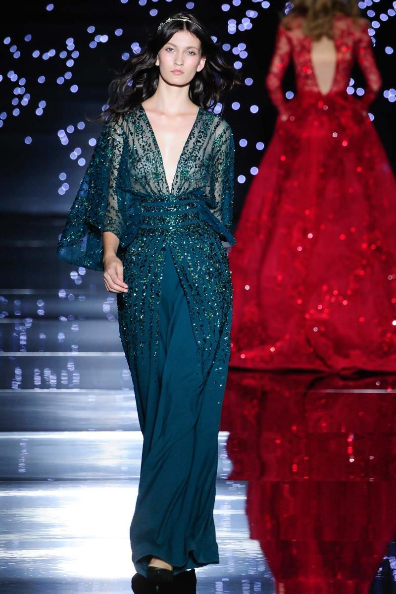 Zuhair Murad Haute Couture FW 2015 Paris (11)