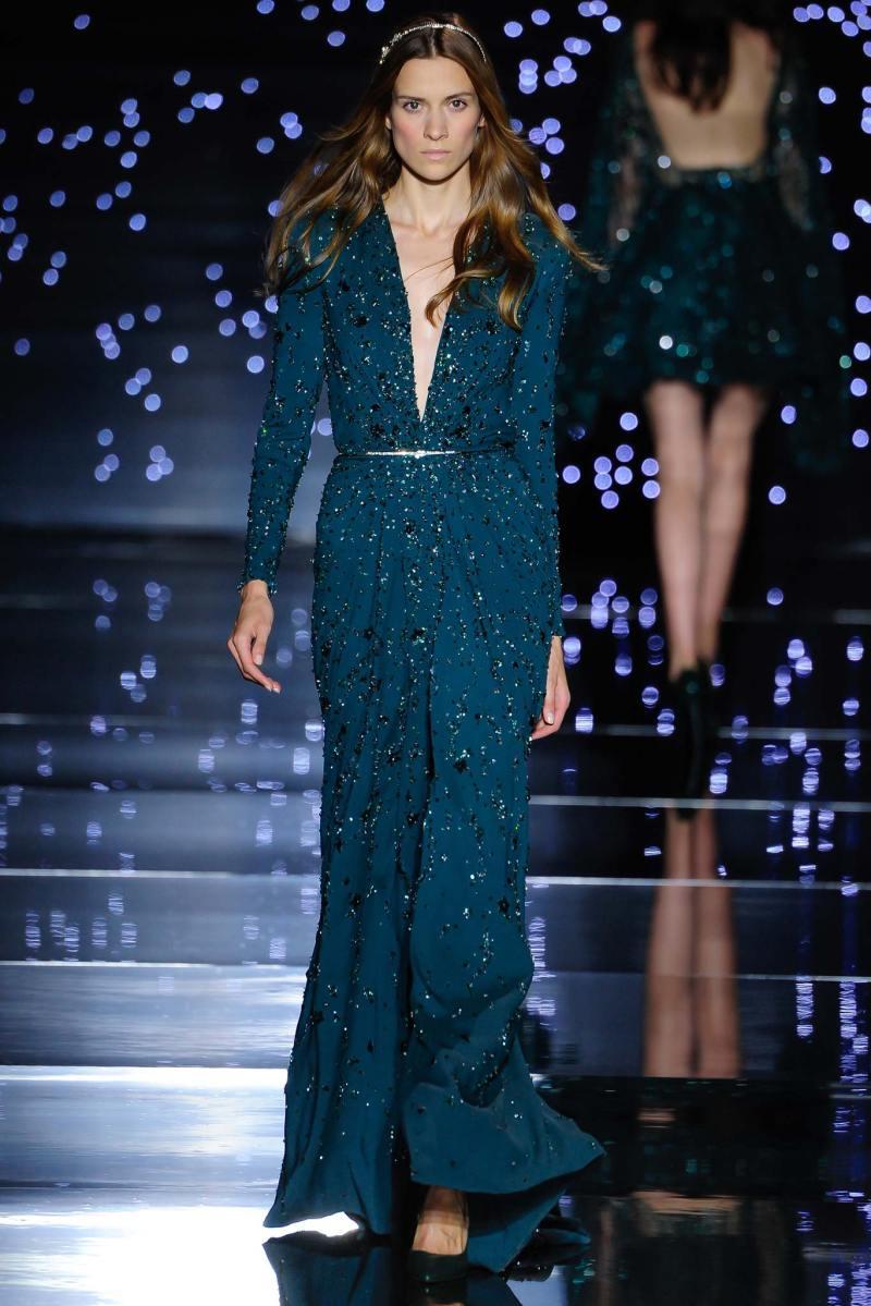 Zuhair Murad Haute Couture FW 2015 Paris (12)