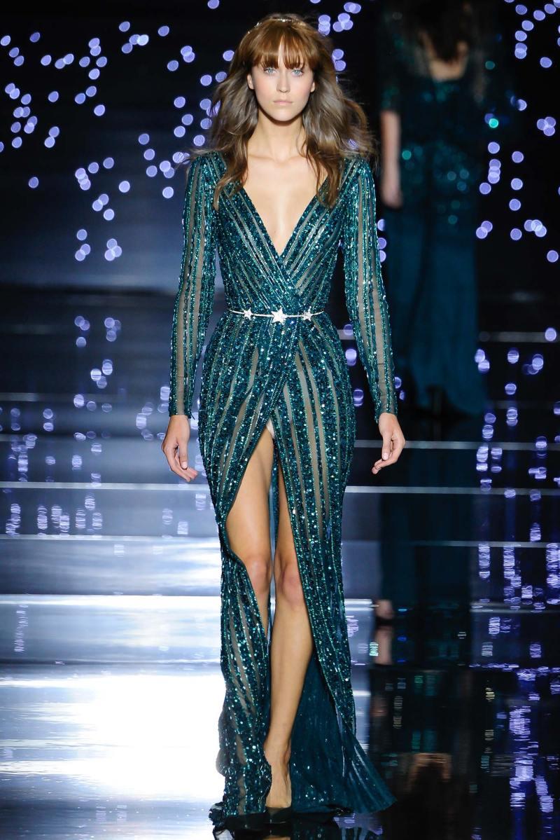 Zuhair Murad Haute Couture FW 2015 Paris (13)