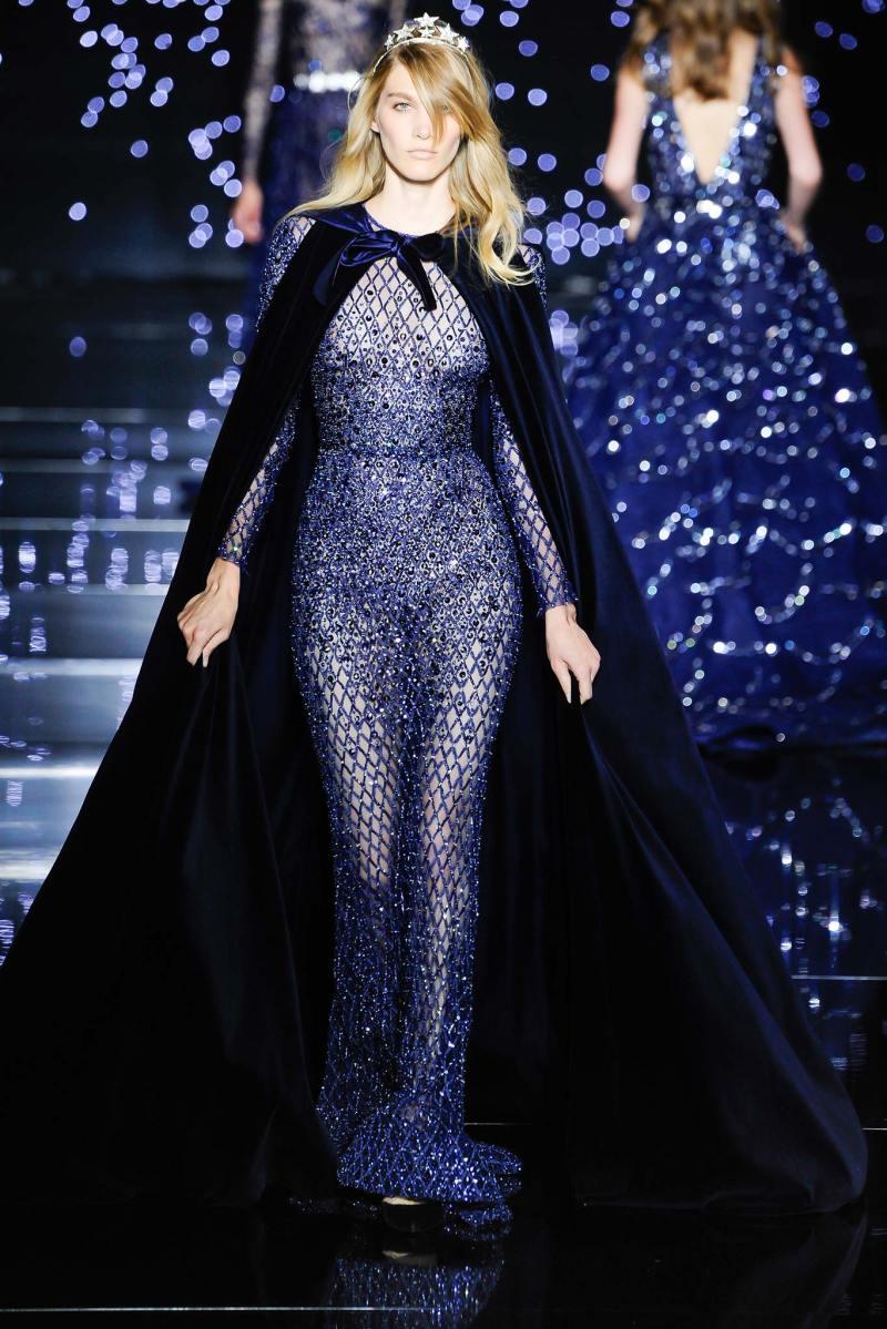 Zuhair Murad Haute Couture FW 2015 Paris (19)
