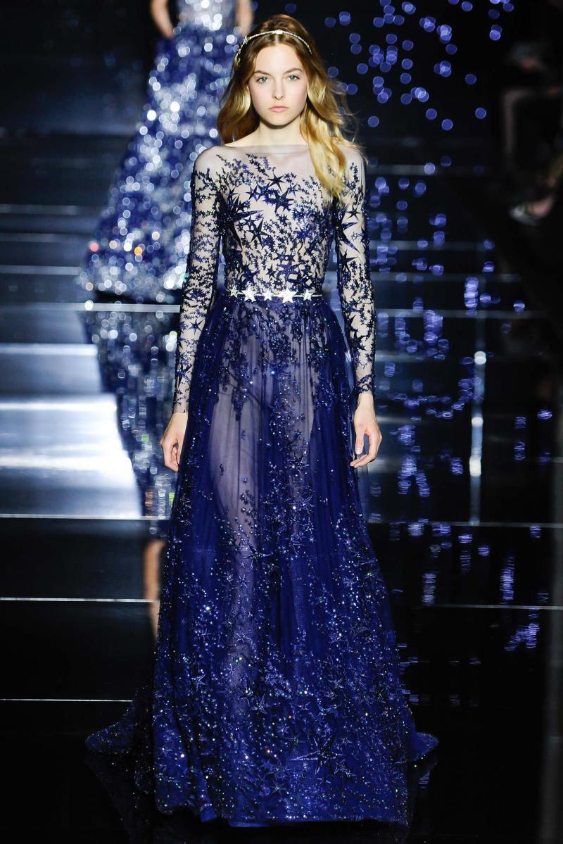 Zuhair Murad Haute Couture FW 2015 Paris (20)