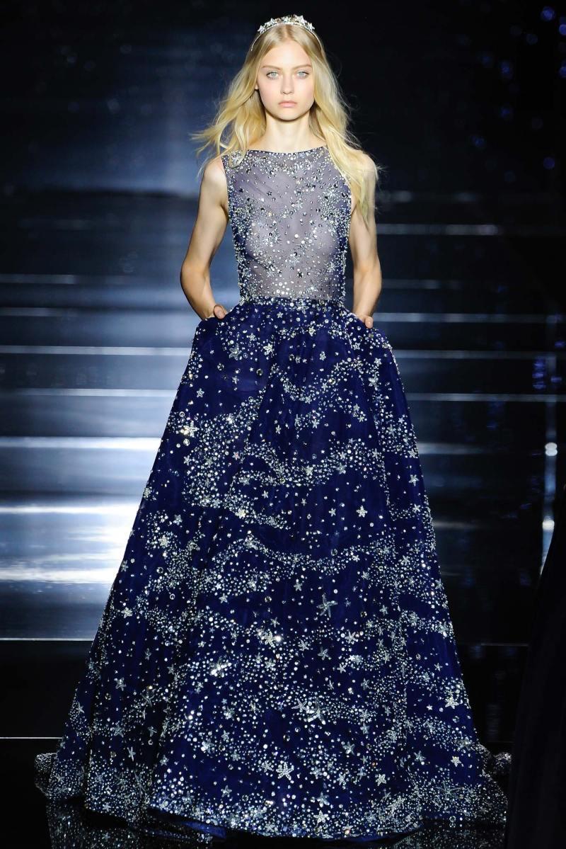 Zuhair Murad Haute Couture FW 2015 Paris (21)