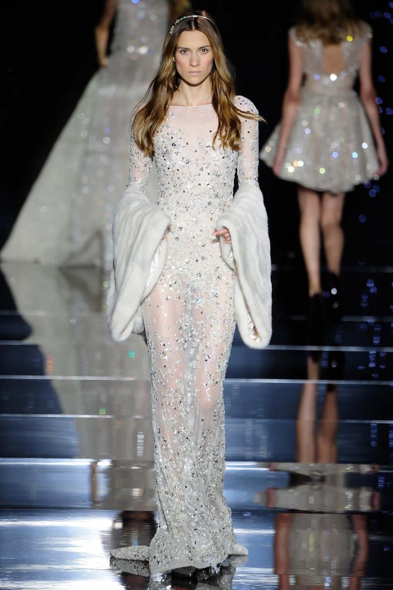 Zuhair Murad Haute Couture FW 2015 Paris (32)