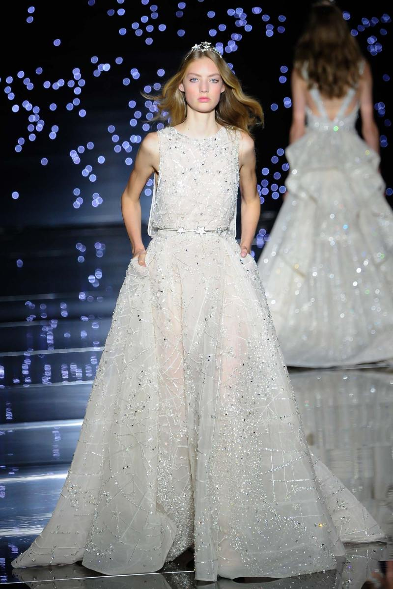 Zuhair Murad Haute Couture FW 2015 Paris (33)