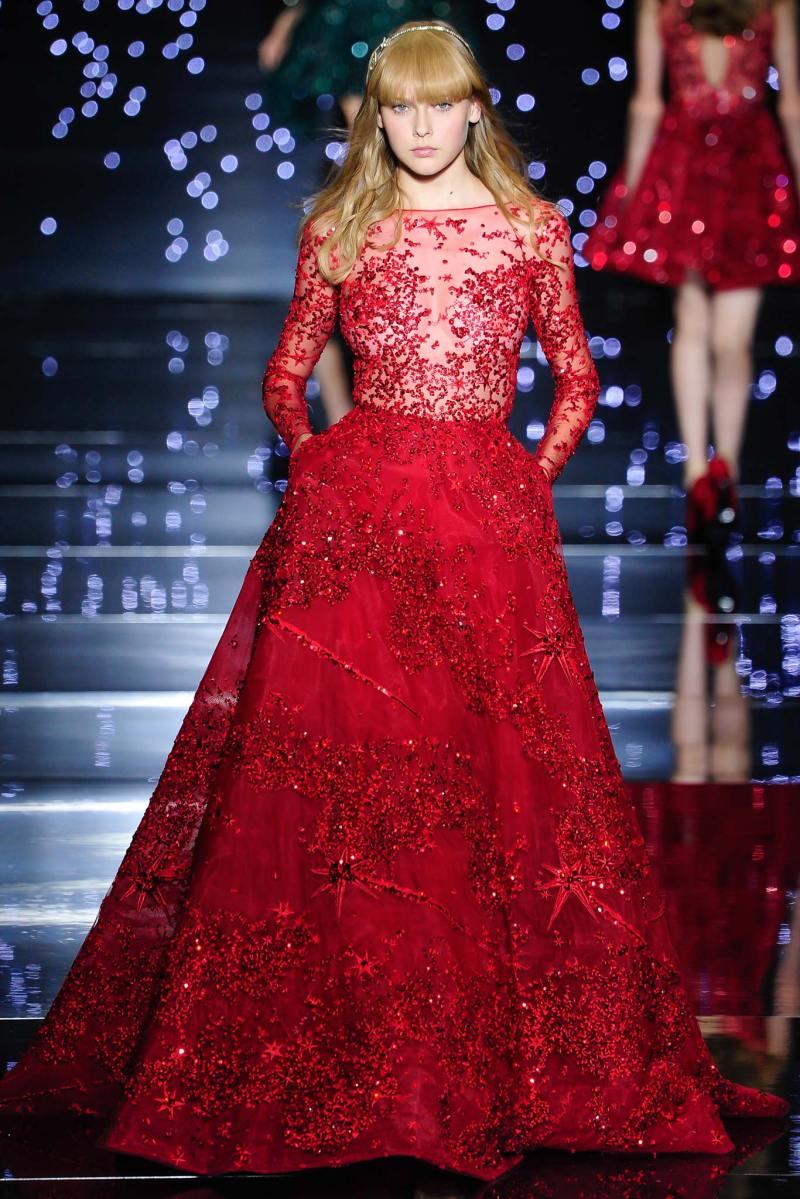 Zuhair Murad Haute Couture FW 2015 Paris (9)