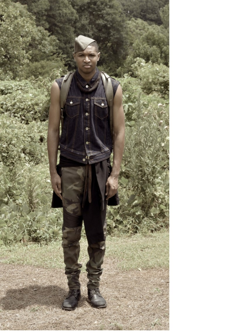Cotte D'Armes Homme SS16 Look Book-7