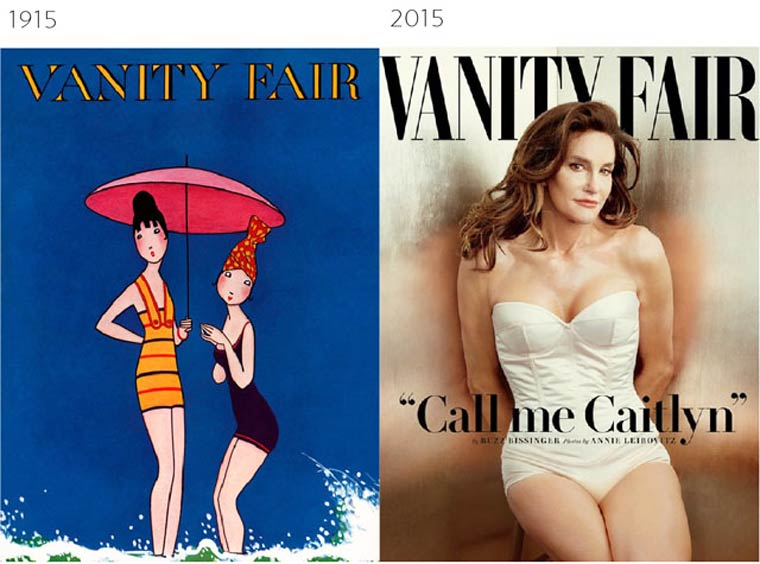 The Evolution of Magazine Covers (7)
