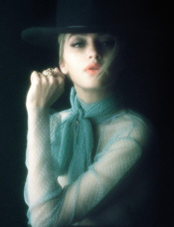 Gigi Hadid by Steven Meisel