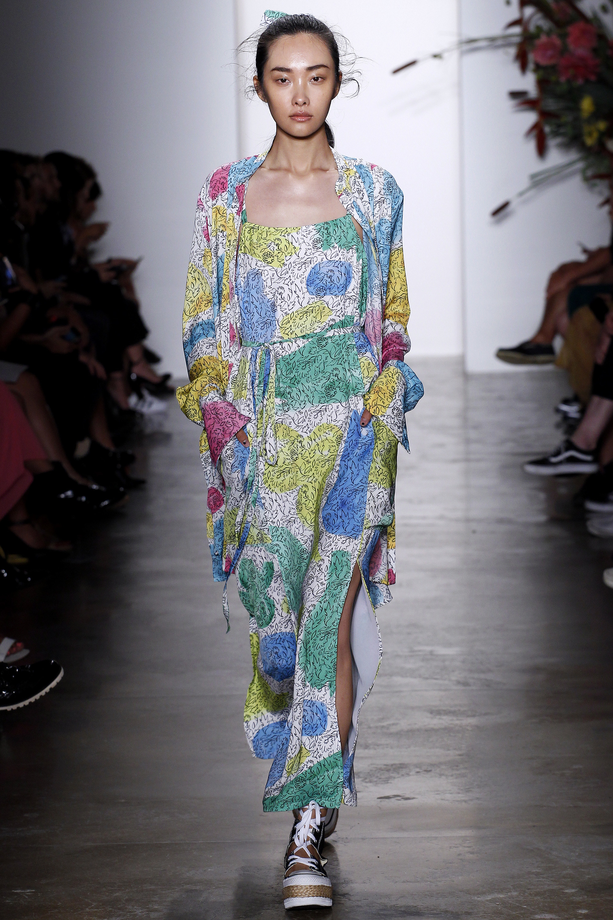 Adam Selman Ready To Wear SS 2016 NYFW