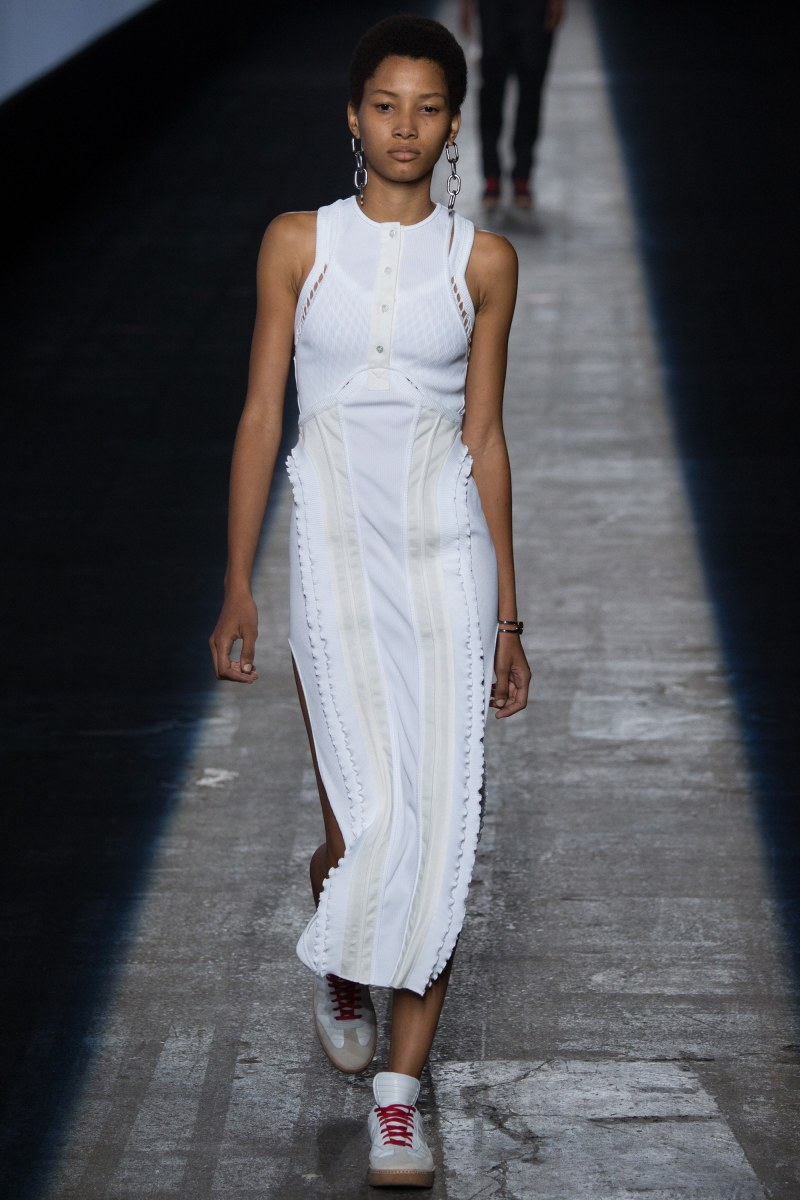 Alexander Wang Ready To Wear SS 2016 NYFW (3)