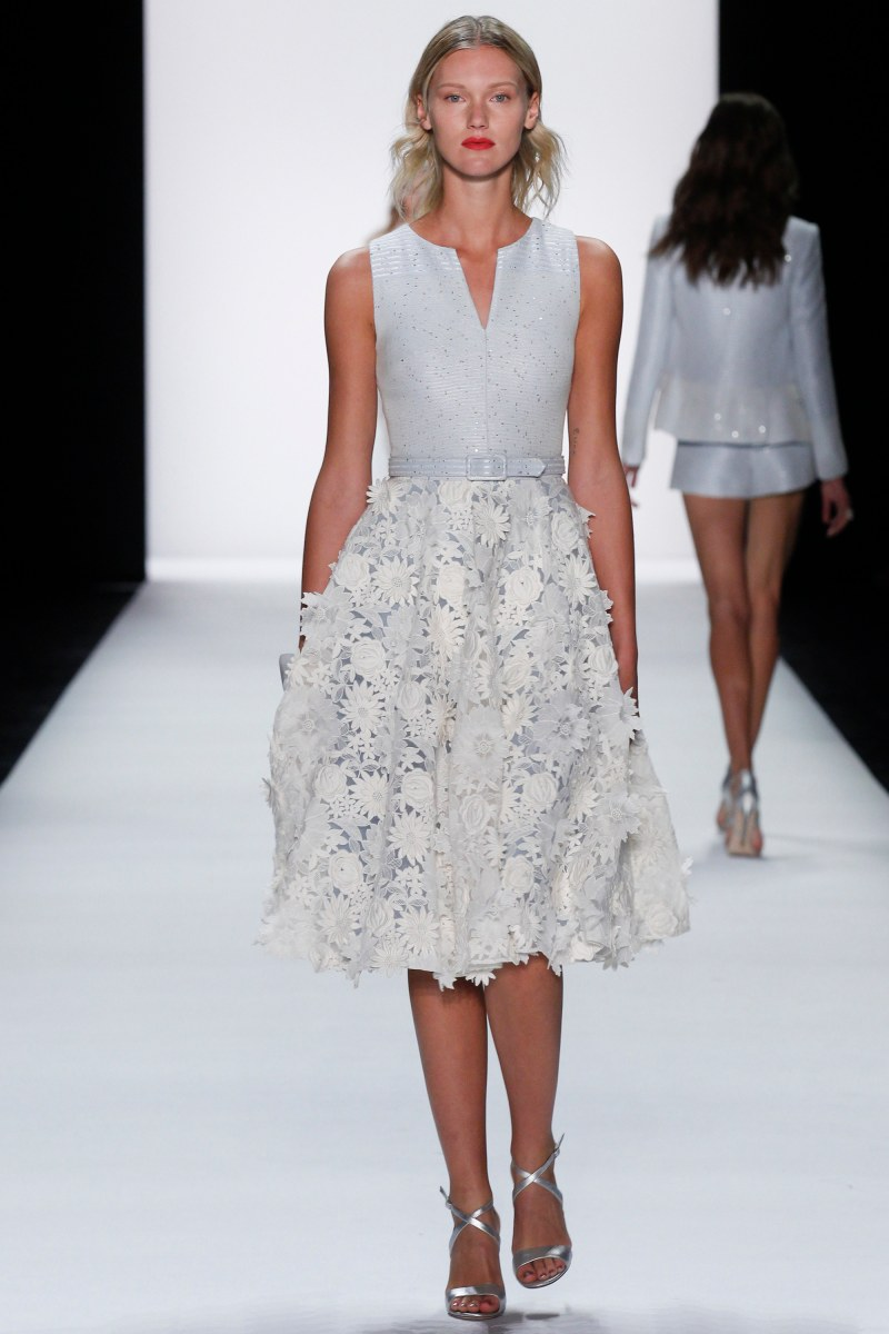 Badgley Mischka Ready To Wear SS 2016 NYFW (13)